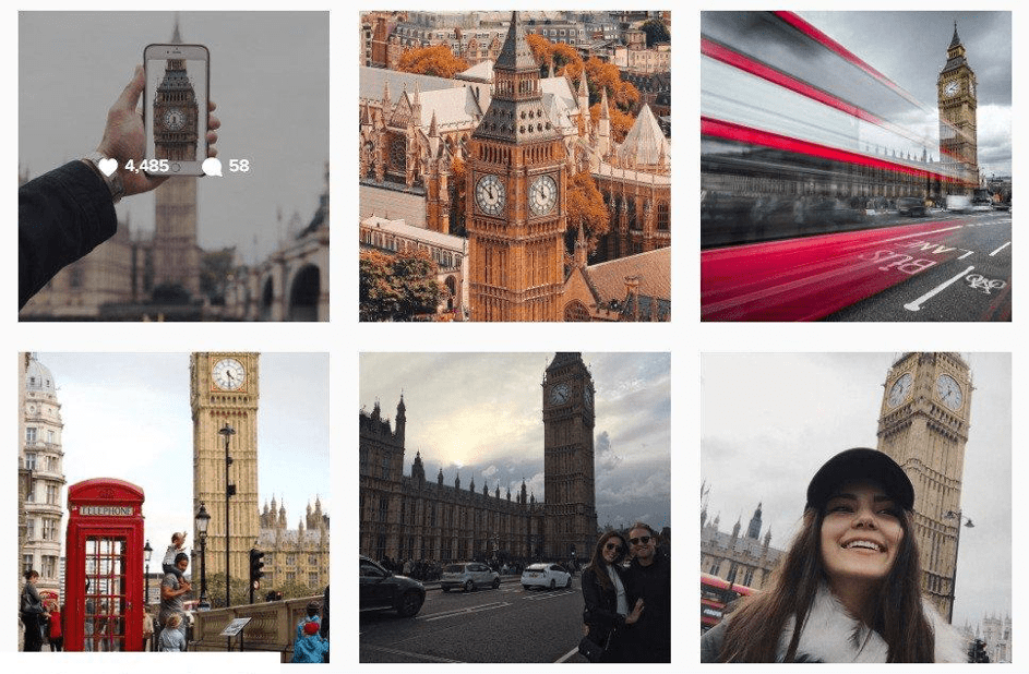 instagram photos bigben